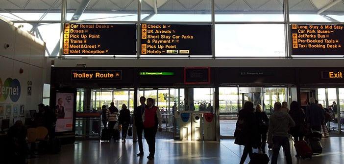 aeropuertos de londres