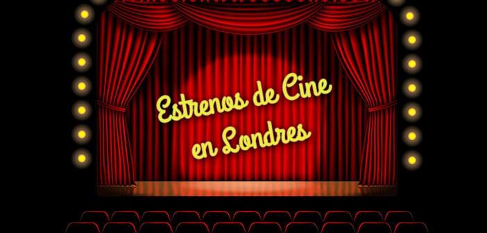 Premieres de cine en Londres: Leicester Square