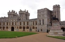Windsor Castle desde Londres