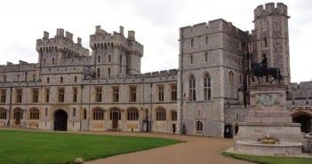 Windsor Castle desde Londres