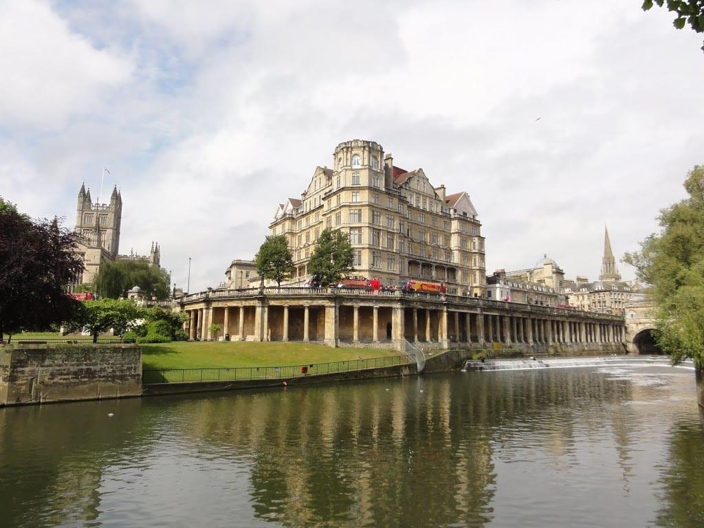 Baños Romanos Londres:Visitar Bath desde Londres