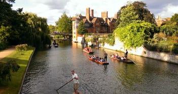 visitar Cambridge desde Londres