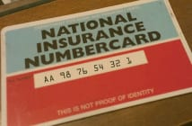 national insurance number londres