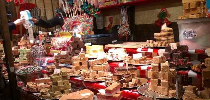 Mercadillos de navidad en londres gu a de londres for Mercadillos navidenos madrid