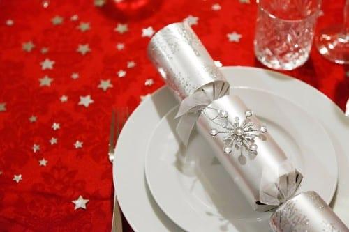 christmas cracker británico