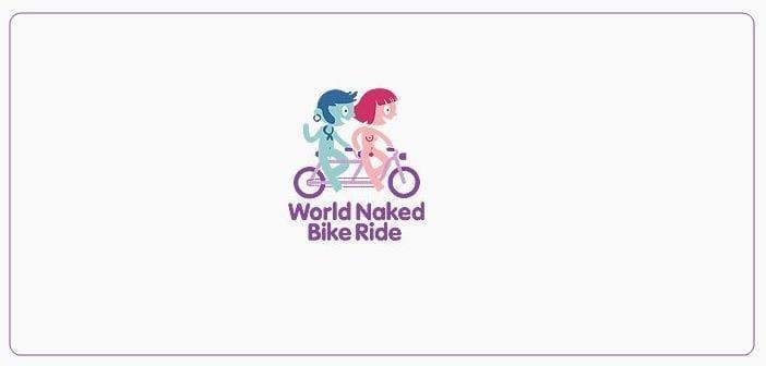 ruta ciclista desnuda londres