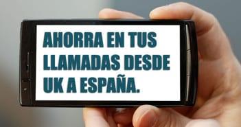 llamar desde uk a espana