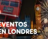 Calendario de Eventos en Londres