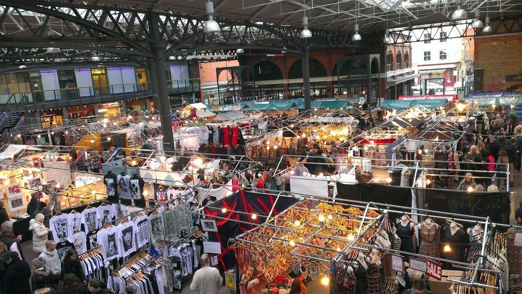 Resultado de imagen de spitalfields market londres