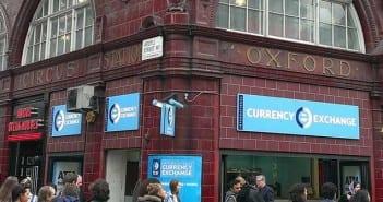 cambio euros a libras londres