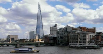 The Shard: Ver Londres desde la planta 72