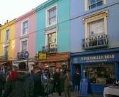 Notting Hill: Ruta recomendada y lugares de la película