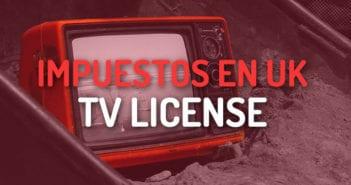 impuestos TV License uk