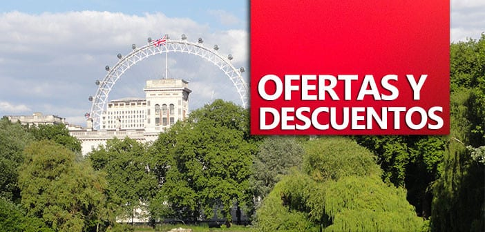 descuentos Londres