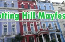 notting hill mayfest londres