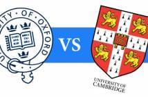 Oxford contra Cambridge