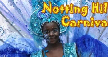 Carnaval de Notting Hill Londres