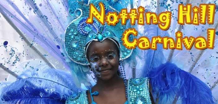 Carnaval de Notting Hill Londres