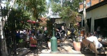 mejores beer gardens de Londres