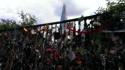 Cementerio Cross Bones Londres