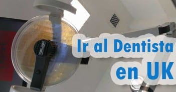ir al dentista en UK