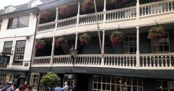 Pubs históricos en Londres The George Inn