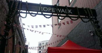 ropewalk mercadillo de Londres