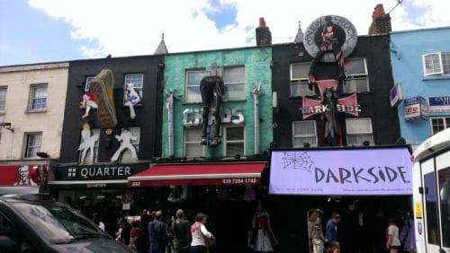 Hoteles recomendados en Camden Town