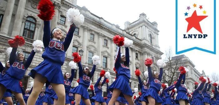 desfile Año Nuevo Londres