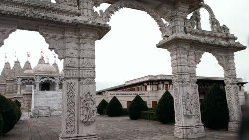 templo hindú londres