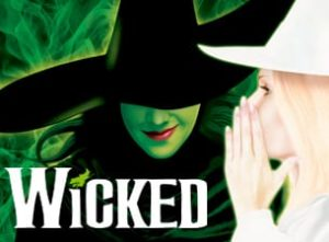 musical wicked londres