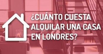 Alquilar una casa en Londres