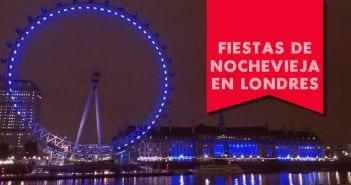 Fiestas de nochevieja en Londres