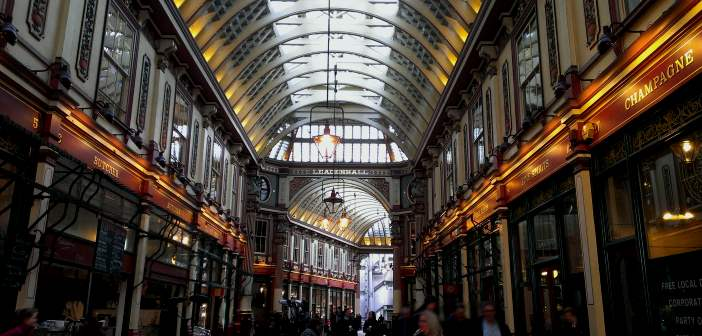 mercado leadenhall londres