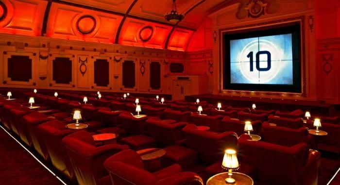 Electric cine en Londres