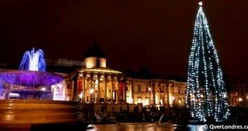 Árbol de Navidad en Londres