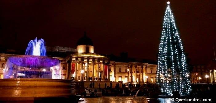 Luces Navidad en Londres