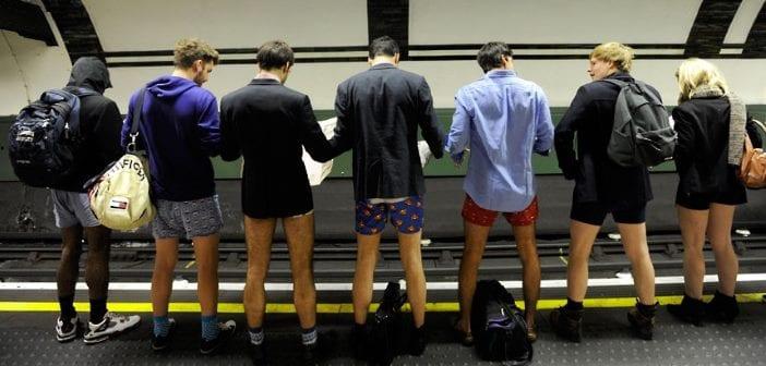 d a sin pantalones en el metro de londres eventos gratis