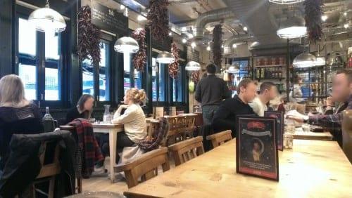 restaurante bills londres 2