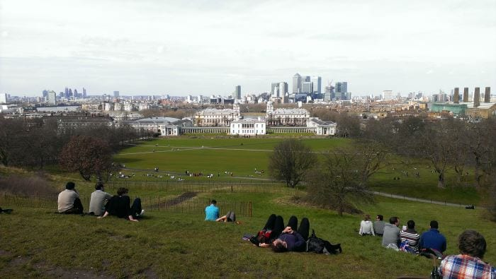 barrio de greenwich en londres