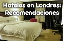 hoteles baratos en londres