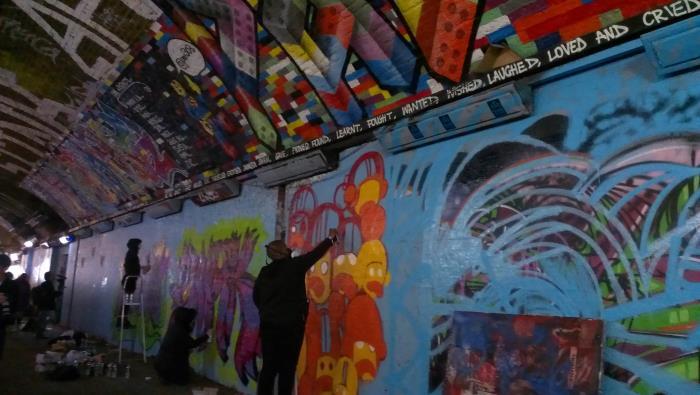 tunel banksy 3