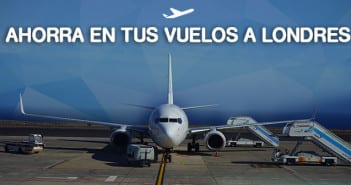 vuelos a londres