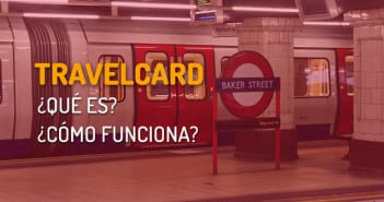 TRAVEL CARD DE LONDRES