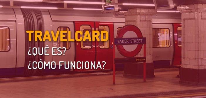 TRAVELCARD DE LONDRES