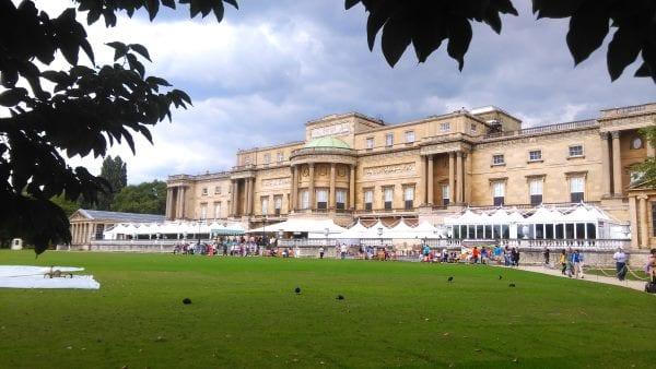 visitar palacio de buckingham Londres