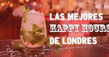 happy hours en londres