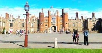 Hampton Court Palace: Un palacio con 500 años de historia en Londres