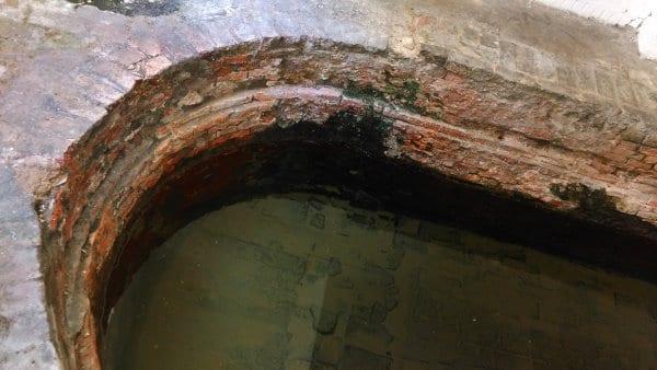 Baños Romanos Londres: baño romano de Londres que no es romano