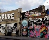 Arte urbano y grafitis en Londres: De Ruta por el East End